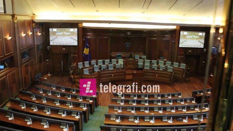 A do të mbajë Kuvendi edhe një seancë të jashtëzakonshme në kohën e coronavirusit?