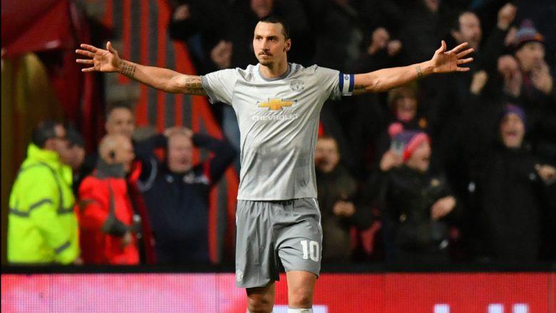 Zlatan Ibrahimovic (Foto: Dan Mullan/Getty Images/Guliver)