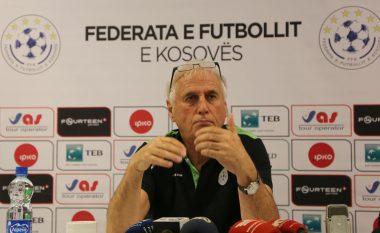 Challandes i mërzitur me rezultatin, por thotë se ka besim te Kosova
