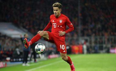 Pesë klube angleze në garë të fortë për Coutinhon