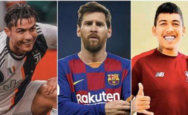 Dhjetë dribluesit më të mirë në botë që nga sezoni 2006/07 - Messi larg më i miri, Ronaldo i pesti dhe Neymar i dhjeti