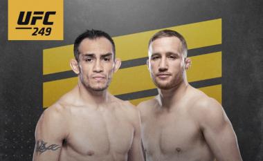 Pasi Khabib u tërhoq, Justin Gaethje do të jetë kundërshtari i Tony Ferguson në UFC 249
