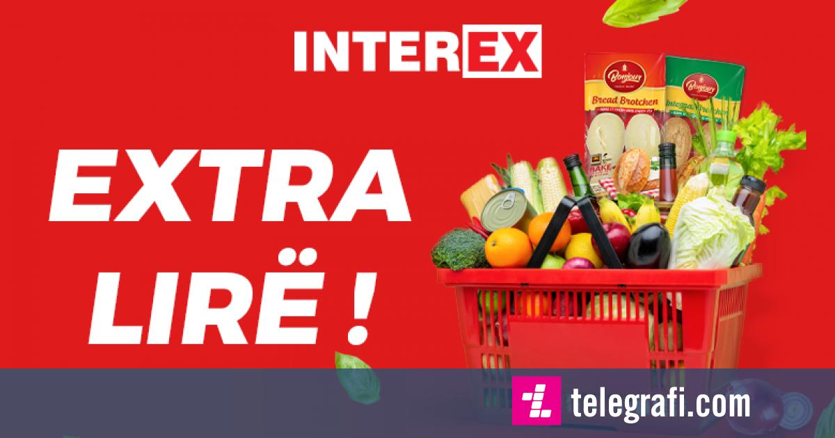 Nga 3 deri më 9 prill   çmimet ekstra lirë në INTEREX
