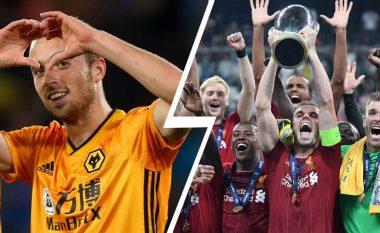Sulmuesi i Wolves, Jota: 95 për qind e njerëzve besojnë se Liverpooli duhet të shpallet kampion