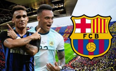 Barcelona arrin marrëveshje personale me Lautaron, afër edhe me Interin