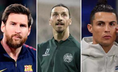 Dhjetë futbollistët që kanë fituar më shumë çmimin 'lojtari i ndeshjes' në dekadën e fundit
