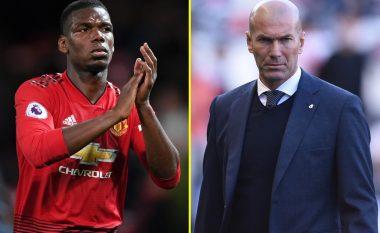 Zidane dhe Pogba janë pajtuar për transferim gjatë verës