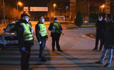 Maqedoni, 48 persona nuk respektojnë orën policore, dënohen 591 persona që nuk mbajnë maska