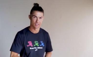 Ronaldo një 'bishë' e vërtetë: I bën 142 ushtrime barku për vetëm 45 sekonda