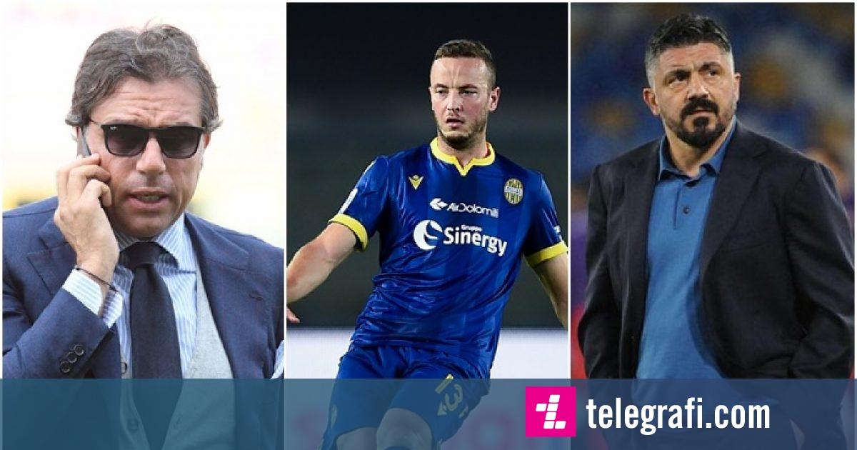 Te Napoli të bindur  Rrahmani lojtari i duhur për Gattuson