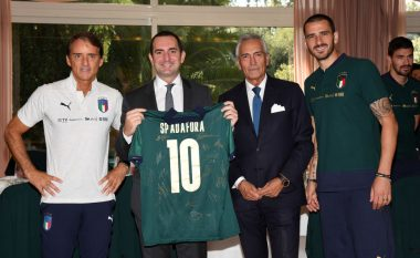 Ministri italian i Sportit, Spadafora shpreson në rifillimin e Serie A më 13 qershor