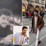 Rrëfimi i aktorit të ri shqiptar Ernis Ibra, që do të luajë krah Burak Ozçivit: Si ia dola të bëhem pjesë e kinematografisë turke