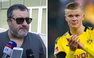 Raiola tregon pse nuk e dërgoi Haalandin te Juventusi