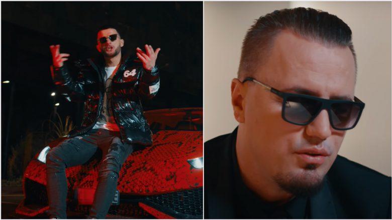 """L3O dhe Blero në videoklipin e këngës """"Lambo"""" (Foto: Screenshot/YouTube/ L3o Official/XL Films)"""