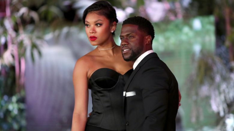 Eniko Parrish dhe Kevin Hart (Foto: Christopher Polk/Getty Images/Guliver)