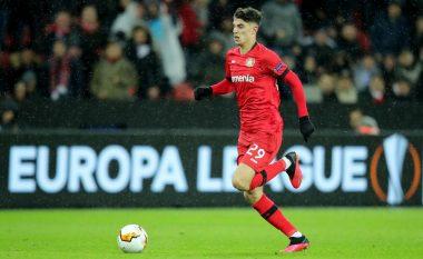 Havertz vendos rekord në Bundesligë – starti frikshëm i tij pas rikthimit të futbollit