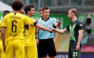 Dortmundi nuk i ndahet Bayernit, fiton me lehtësi ndaj Wolfsburgut
