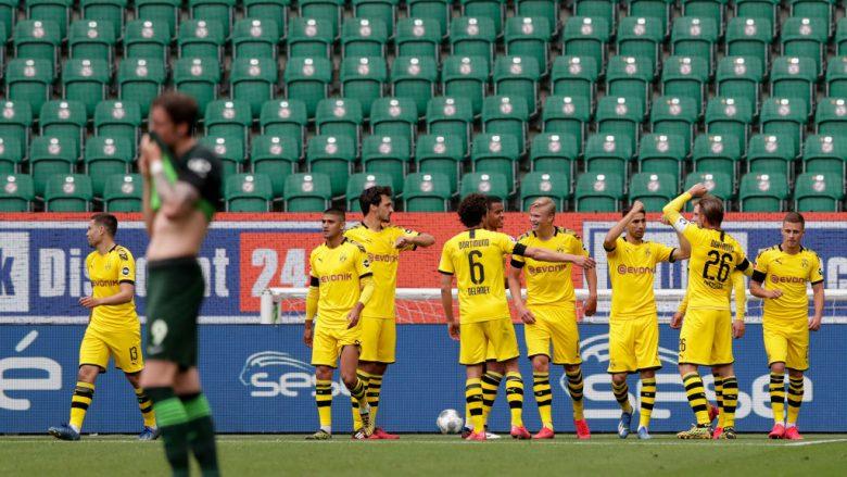 Wolfsburg vs Dortmund (Foto: Michael Sohn/Pool via Getty Images/Guliver)