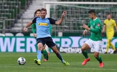Rashica luan 85 minuta, Werderi merr barazim në shtëpi