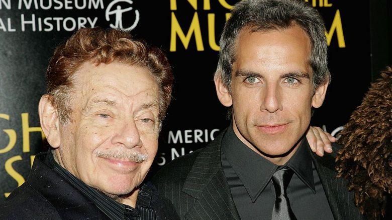 Jerry dhe Ben Stiller (Foto: Evan Agostini/Getty Images/Guliver)