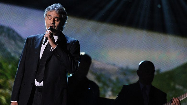 Andrea Bocelli (Foto: Kevin Winter/Getty Images/Guliver)
