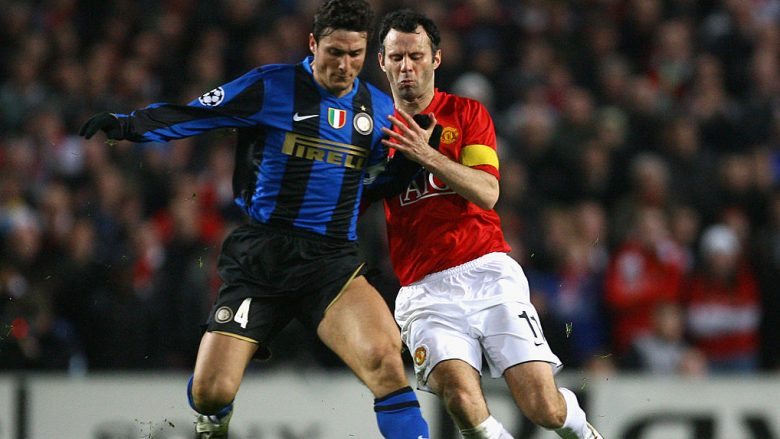 Javier Zanetti dhe Ryan Giggs (Foto: Alex Livesey/Getty Images/Guliver)