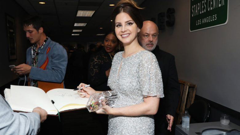 Lana Del Rey (Foto: Robin Marchant/Getty Images for The Recording Academy/Guliver)