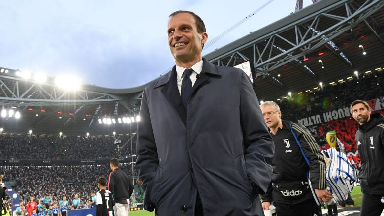 Massimiliano Allegri. (Photo by Tullio M. Puglia/Getty Images)