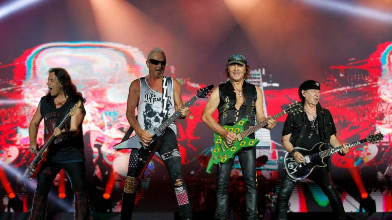 Bendi legjendar, Scorpions (Foto: Wagner Meier/Getty Images/Guliver)