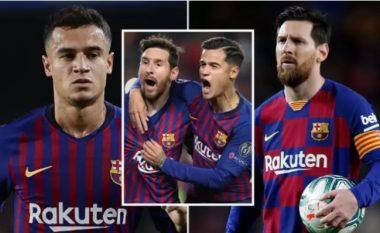 De Boer: Messi është arsyeja pse Coutinho dështoi te Barcelona