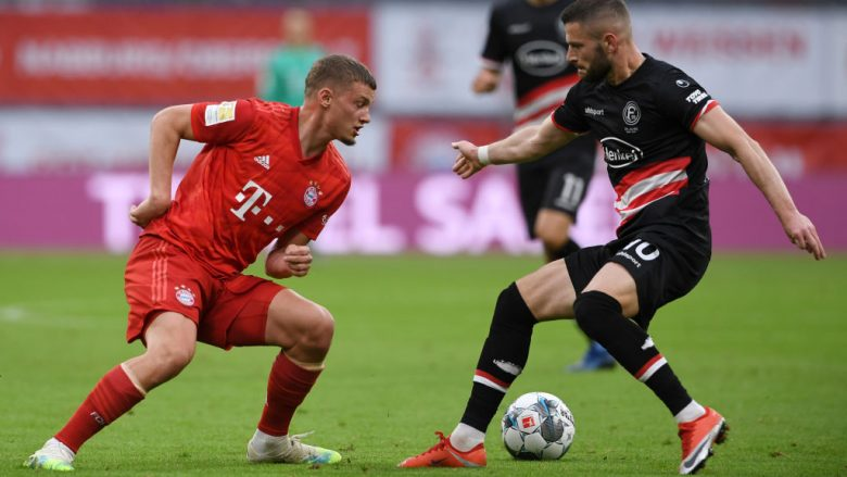 Bayern Munich - Fortuna Duesseldorf (Foto: Christof Stache/Pool via Getty Images/Guliver)