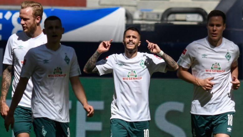Werder Bremen (Foto: Bernd Thissen/Pool via Getty Images/Guliver)