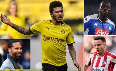 Ferdinand dëshiron që Manchester United të transferojë Sanchon, Koulibalyn dhe Saulin