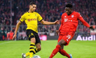 Dhjetë lojtarët më të shpejtë në Bundesliga nga viti 2011 – Hakimi i pari, Davies as në 'top 10'