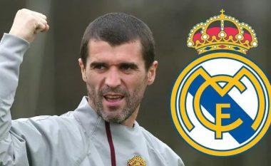 Legjenda e Unitedit, Roy Keane zbulon arsyen pse refuzoi Real Madridin në të kaluarën