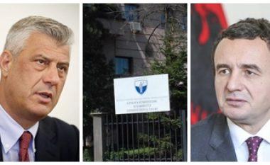Gjykata Kushtetuese e shqetësuar me diskursin kërcënues nga Presidenti dhe Kryeministri