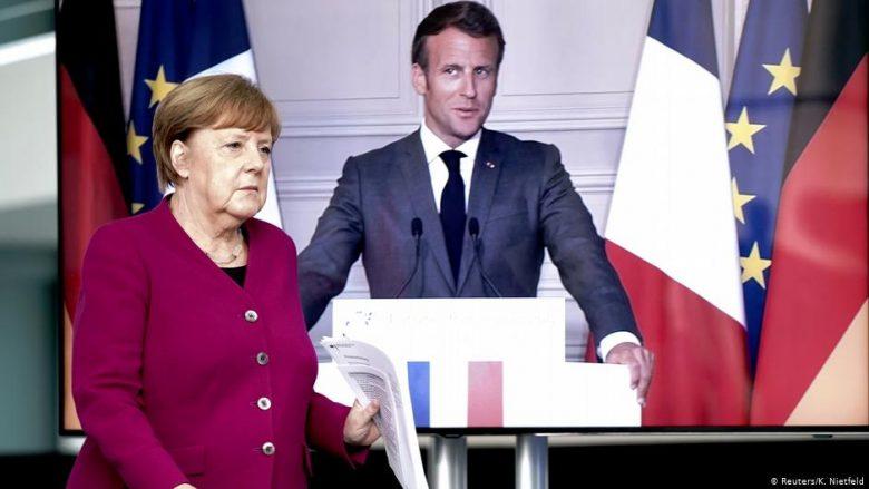 Plani gjermano-francez i rindërtimit dhe kritikët e tij