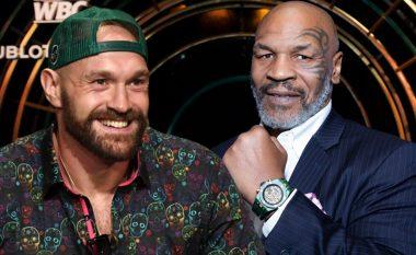 Tyson Fury thotë se e ka pranuar ofertën të ndeshet me Mike Tyson