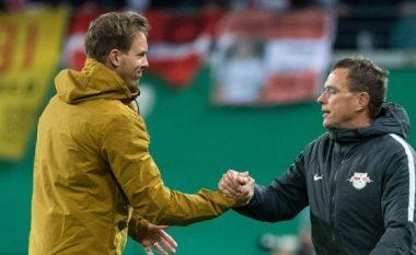 Rangnick pritet ta marrë Nagelsmannin me vete te Milani