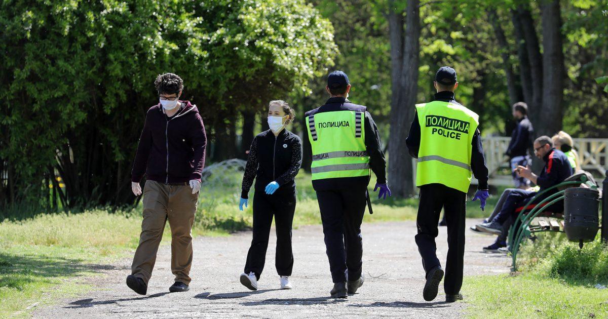MPB  Regjistrohen 444 raste të mosmbajtjes së maskave mbrojtëse