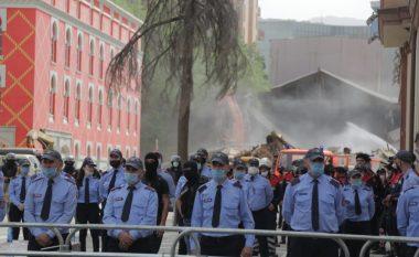 Një mijë policë pritet të angazhohen për protestën e sotme për Teatrin Kombëtar, Lleshaj mbledh shefat e tyre