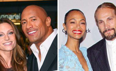 Pesëmbëdhjetë yjet e famshëm të Hollywoodit që janë martuar me njerëz të thjeshtë