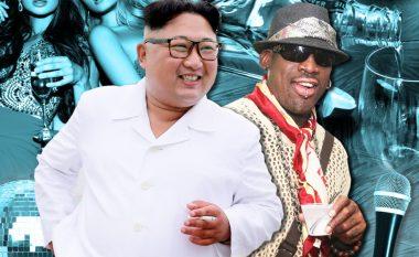 Dennis Rodman zbulon të pathëna nga 'vëllazëria' e tij me diktatorin Kim Jong Un – Ndeja të çmendura me femra, karioke dhe alkool