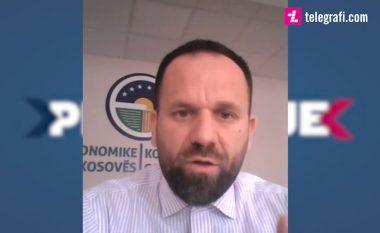 Rukiqi: Asnjë masë e Pakos Emergjente që e prek sektorin privat nuk është zbatuar në tërësi