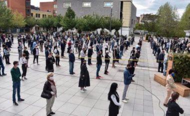Policia lejon Lëvizjen Vetëvendosje të mbajë provën e dytë për protestë, ku pritet të mblidhen deri pesë mijë persona