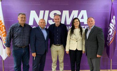 Limaj prezanton katër zëvendësministrat e Nismës