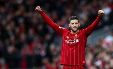 Zyrtare: Adam Lallan rinovon kontratën me Liverpoolin