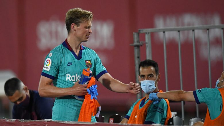Frenkie de Jong (Foto: David Ramos/Getty Images/Guliver)