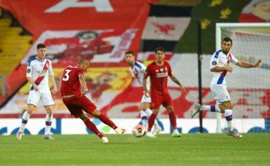 Liverpool 4-0 Crystal Palace, notat e lojtarëve