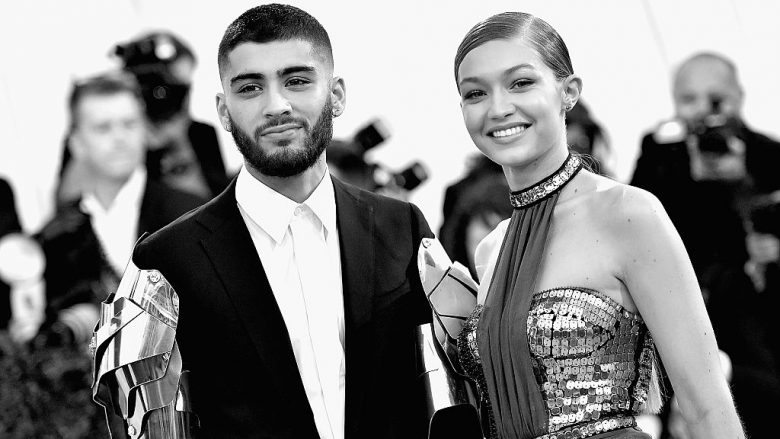 Zayn Malik dhe Gigi Hadid (Foto nga Mike Coppola/Getty Images for People.com/Guliver)